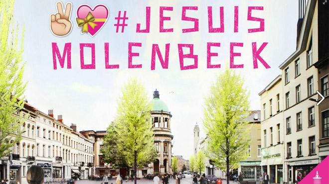 #JesuisMolenbeek: