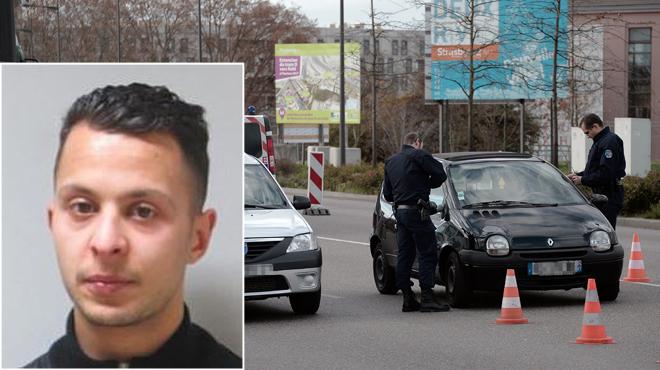 La police recherche activement une Citroën Xsara dans laquelle pourrait se trouver Salah Abdeslam