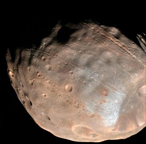 Astronomie: la planète Mars pourrait se parer d'un anneau