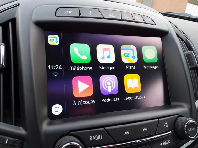 apple dans la voiture a donne quoi on a essay carplay. Black Bedroom Furniture Sets. Home Design Ideas