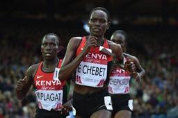 Double championne du monde de cross, la Kenyane Emily Chebet suspendue 4 ans pour dopage