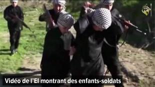 Des familles anversoises ont rejoint la Syrie avec leurs bébés: de futurs enfants-soldats?