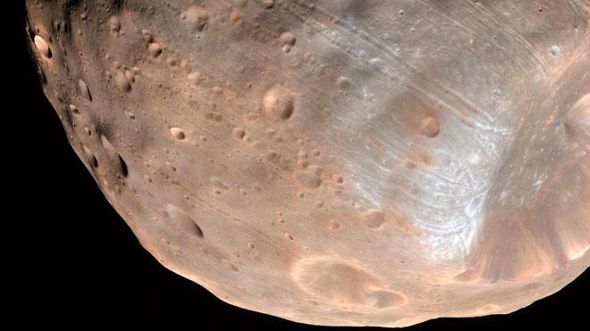 Combien de timbres faut-il pour envoyer une lettre sur Mars?