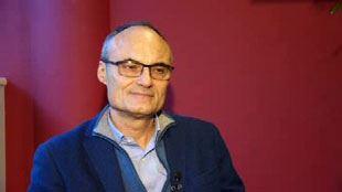 L'ex-directeur de Charlie Hebdo se confie à RTLINFO- Penser être du côté du bien, il n'y a rien de plus toxique dans le cerveau d'une personne
