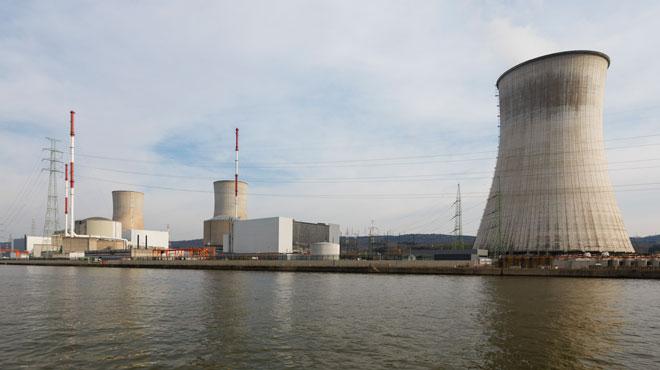 Incendie à Tihange: un blessé grave et un des réacteurs nucléaires mis à l'arrêt