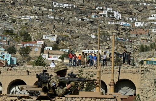 Six soldats américains tués dans un attentat des talibans en Afghanistan