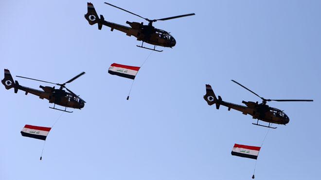 L'Irak annonce avoir tué un commandant haut placé de Daech