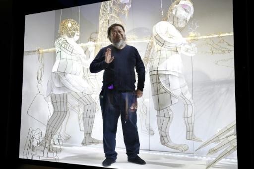 L'artiste Ai Weiwei s'installe au Bon Marché, à Paris