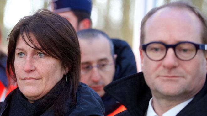 Galant veut donner la priorité du RER à Bruxelles, pas à Anvers: le ton monte entre la N-VA et le MR