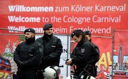 Carnaval de Cologne: 22 plaintes pour agression sexuelle à l'issue de la première journée