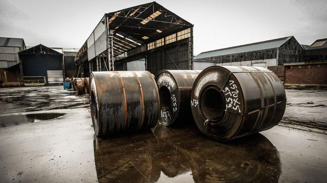 Laminoirs de Longtain: la relance de la production n'aura pas lieu