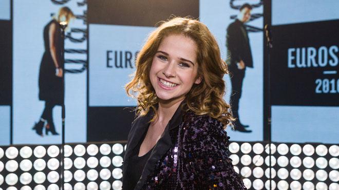Voici la candidate belge à l'Eurovision: elle sort l'artillerie lourde avec son titre