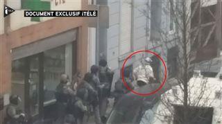L'arrestation de Salah Abdeslam filmée sous un angle différent