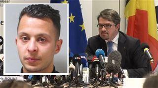 Le procureur fédéral belge sur Salah Abdeslam- Personnellement, je ne l'aurais pas reconnu