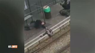 Un homme neutralisé à l'arrêt de tram à Schaerbeek- le parquet révèle son identité