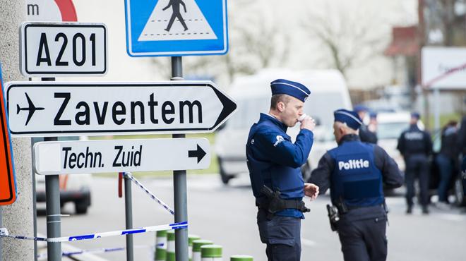Blocage total à l'aéroport de Bruxelles: la police annonce des grèves potentielles pendant deux mois