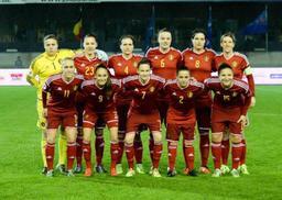 Belgian Red Flames - Les Belges réussissent le nul (1-1) en Angleterre