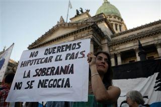 Levée record de l'Argentine pour son retour sur les marchés