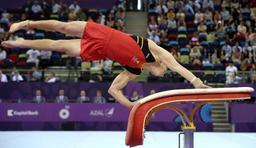 Gymnastique artistique - Championnats d'Europe - Les Belges sans Gentges à l'Euro de Berne
