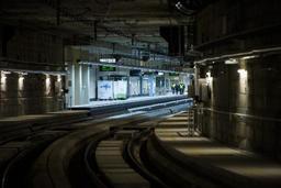 Grève à la SNCB -