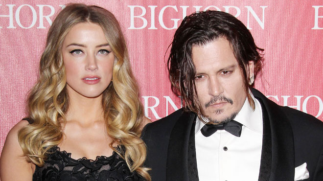 l 39 pouse de johnny depp amber heard demande le divorce apr s 15 mois de mariage rtl people. Black Bedroom Furniture Sets. Home Design Ideas