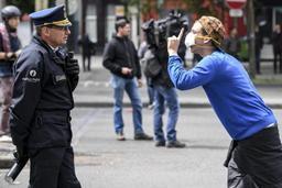 Manifestation fédérale du 24 mai - L'agresseur du commissaire Vandersmissen écarté de la FGTB dont il était membre