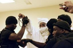 Les avocats commis d'office de l'ex-président tchadien Habré font appel