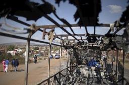 Afsud: 5 morts dans des violences pré-électorales à Pretoria