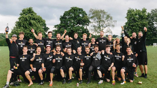 """The great adventure of our national team in the World Ultimate-Frisbee: """"We finished in 7th place, it is magnificent"""""""