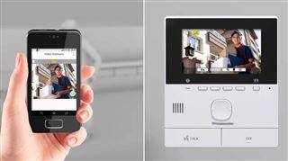 Ne vous contentez plus d'une simple sonnette, les interphones vidéo sont désormais connectés- voici deux alternatives