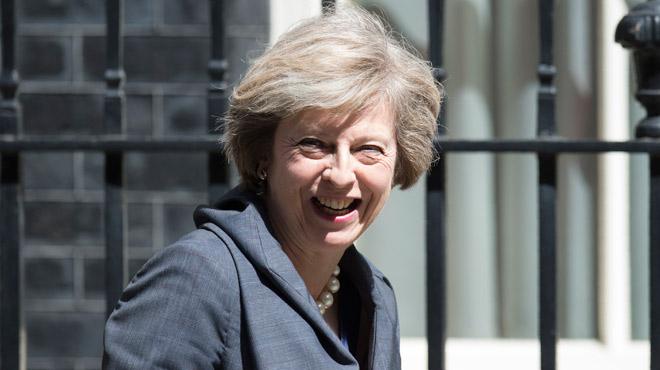 Theresa May est la nouvelle Premier ministre du Royaume-Uni: qui est-elle?