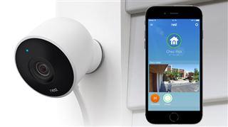 Nest (Google) sécurise désormais l'extérieur de votre maison
