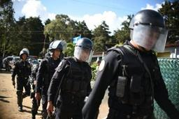 Guatemala: Une mutinerie dans une prison fait 13 morts