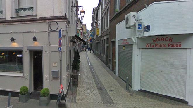 Un homme armé d'une machette provoque l'évacuation du Carré à Liège