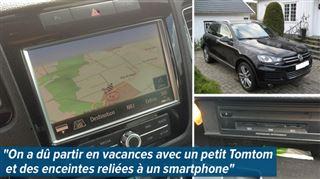 Sophie en rage contre VW- 3.000€ pour remplacer l'ordinateur de bord de son Touareg, juste avant les vacances