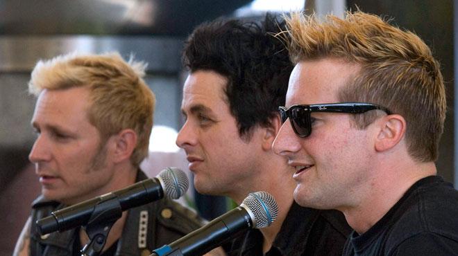 Groupe de rock célèbre