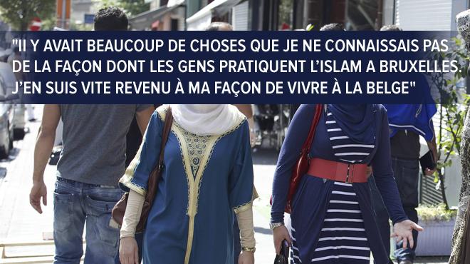 Mehdi déçu par sa famille marocaine de Bruxelles: