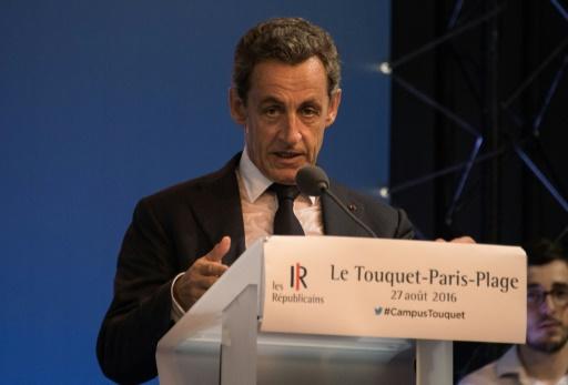 Sarkozy redemande une loi qui