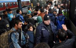 Le Danemark pourrait fermer sa frontière aux migrants en cas de pic des demandes d'asile