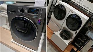 Ces deux machines à laver géniales sont bientôt disponibles en Belgique- mais qu'ont-elles de si spécial ?