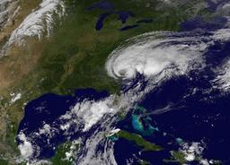 USA: la tempête Hermine fait un deuxième mort et remonte vers la côte est