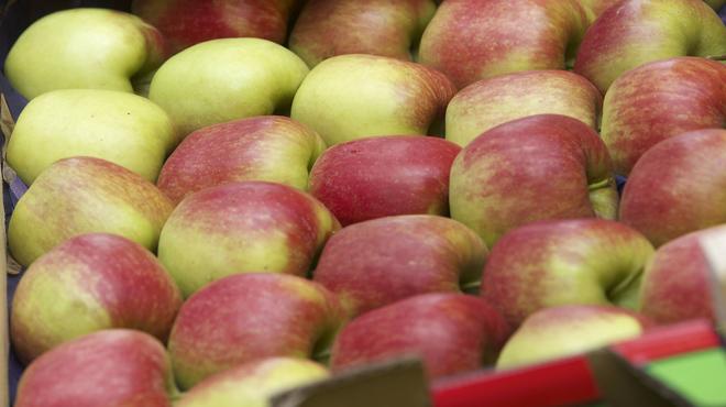 Les prix des fruits trop élévés? L'Autorité belge de la Concurrence enquête