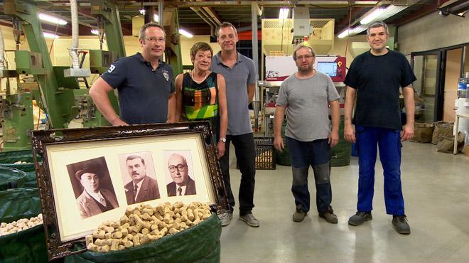 Une petite entreprise wallonne produit la majorité des bouchons de Belgique: 100 millions par an
