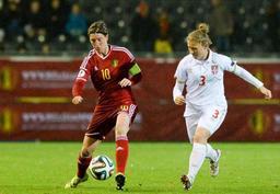 Qualifs Euro football 2017 dames - Les Red Flames assurées de leur ticket pour l'Euro aux Pays-Bas