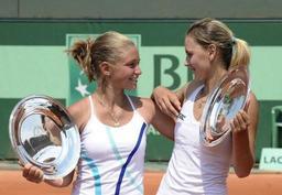 Tennis - Maryna Zanevska devient Belge