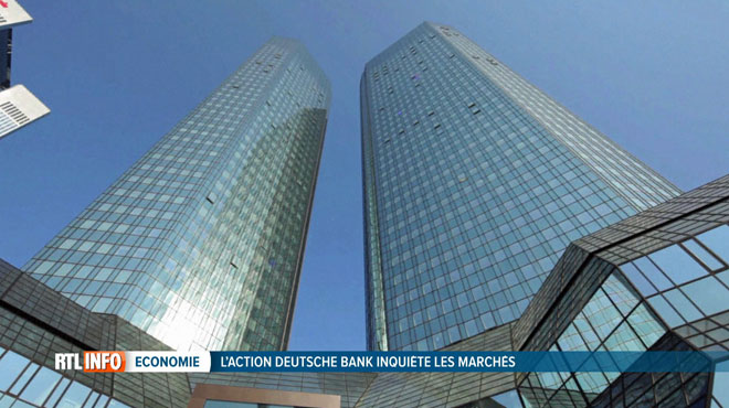 Panique à la Deutsche Bank: la direction réagit