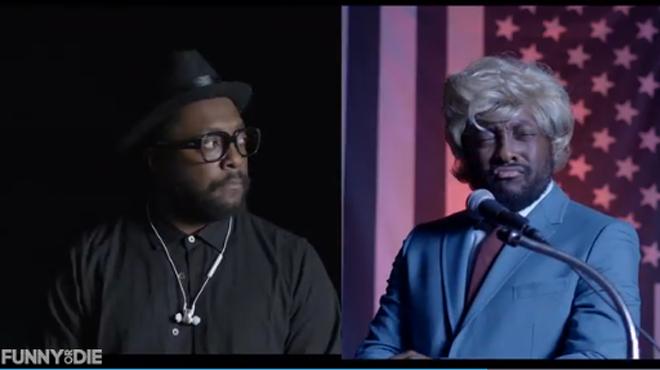 Hillary a un nouveau soutien: Will.i.am démonte Trump dans son rap