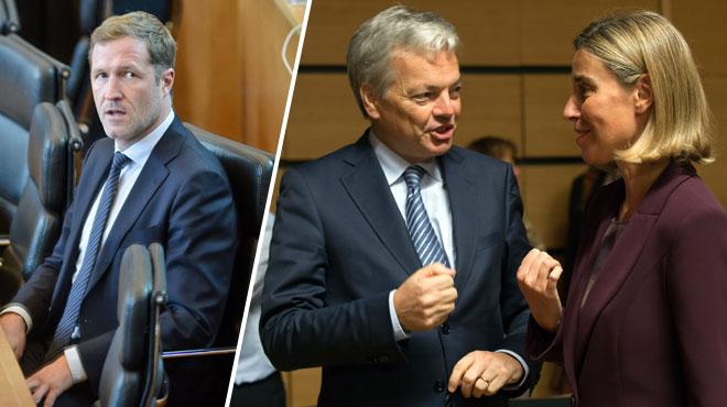 La Wallonie refuse de céder au CETA: l'UE accorde un délai jusqu'à vendredi pour que la Belgique puisse se prononcer