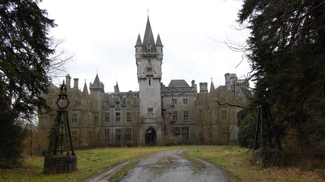 Le mystérieux château de Noisy sera démonté pièce par pièce: