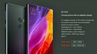 Elle dévoile un smartphone sans bordure- cette marque chinoise pourrait bien être un futur géant (vidéo)